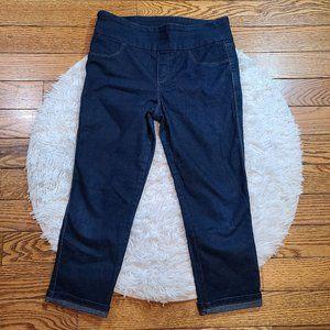 Style & Co. Women's Pull On Denim Capri Jeans